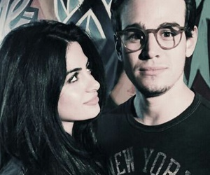 shadowhunters, sizzy, and emeraude toubia image