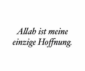 allah, islam, and zitat image