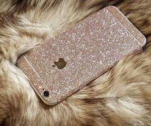 iphone, luxury, and apple image