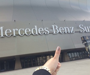 amazing, mercedes benz, and new orleans image