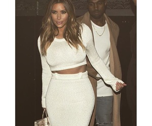 couple, love, and kanye west image