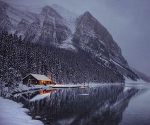 winter, snow, and awesome image
