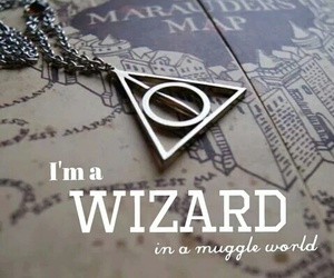 harrypotter and wizard image