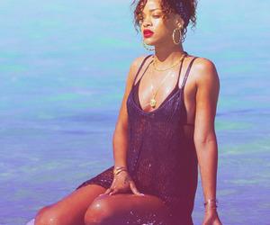 beach, earrings, and swag image
