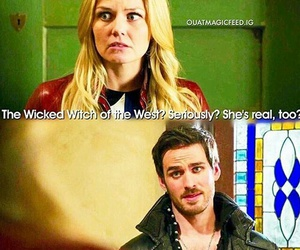 hook, emma swan, and snow white image