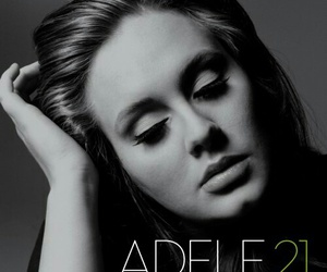 21, beautiful, and Adele image