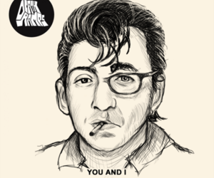 you and i and arctic monkeys image
