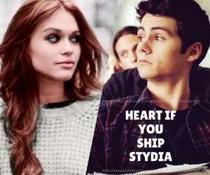 stydia, lydia, and heart image