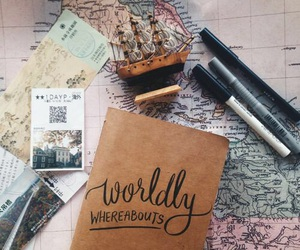 travel, world, and adventure image