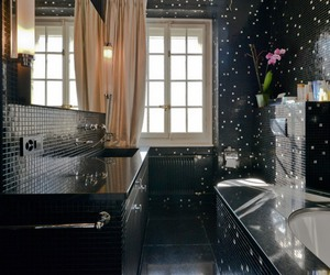 bathroom, design, and dream home image