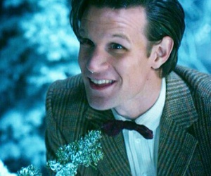 doctor who, dr who, and snow image