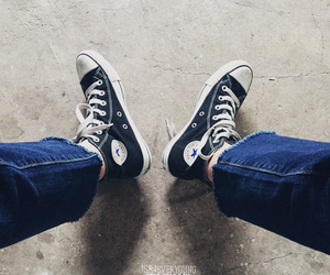 converse, fashion, and other image