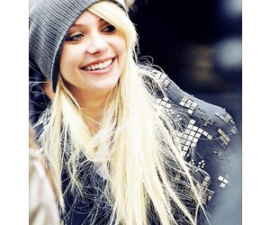 Taylor Momsen, blonde, and smile image