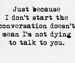 broken, conversations, and dying image