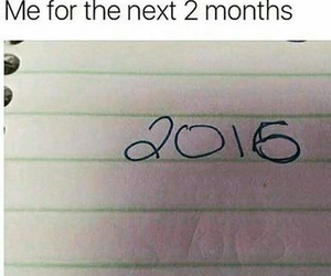 2016, funny, and 2015 image