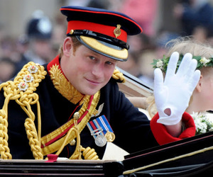 prince harry and prince henry of wales image
