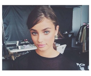 beauty, model, and taylor hill image