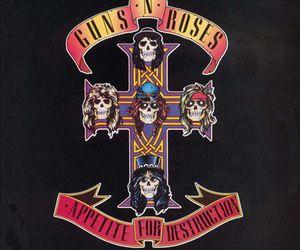 Guns N Roses, rock, and Appetite for Destruction image