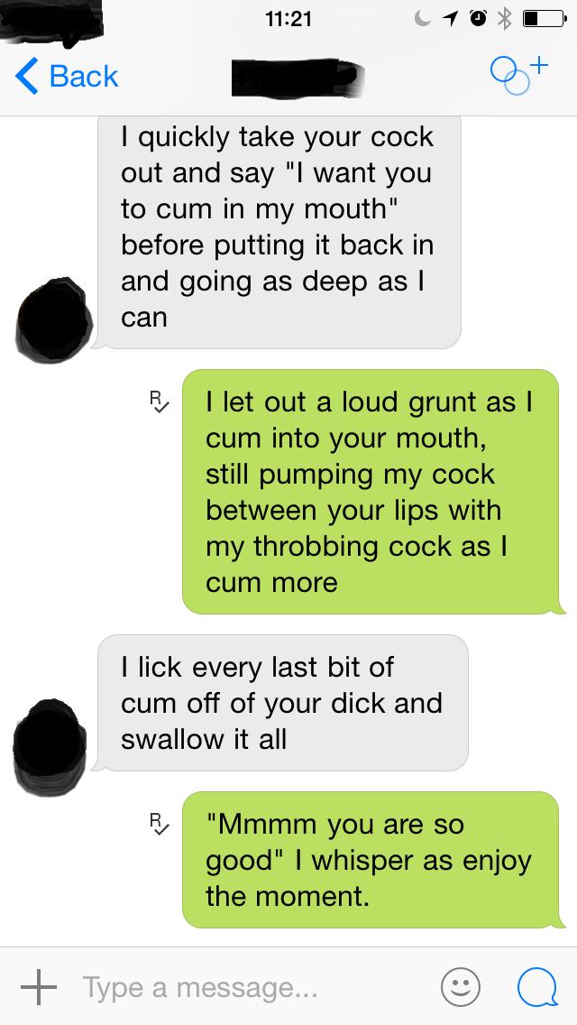Dirty talk tumblr