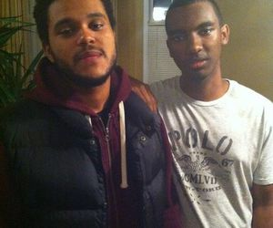 cutie, the weeknd, and abel tesfaye image