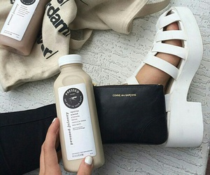 shoes, white, and tumblr image