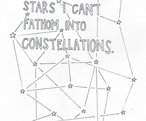 stars, quotes, and john green image