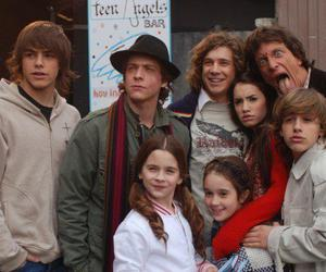 teen angels, peter lanzani, and gastón dalmau image