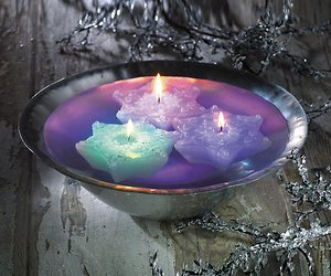 candle, decoration, and light image