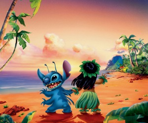 animations, lilo, and play image