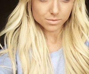 beautiful, chloe, and blonde image