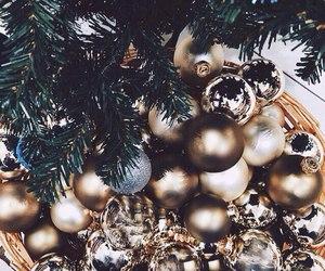 christmas, festive, and magical image