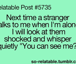 funny, lol, and stranger image