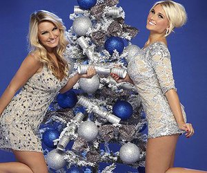christmas, throwback, and towie image