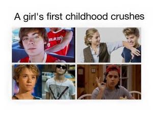 crush, childhood, and peter pan image
