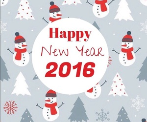 2016, happy new year, and new years image