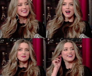 amber heard, style, and edit image