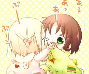 anime, kawaii, and Lithuania image