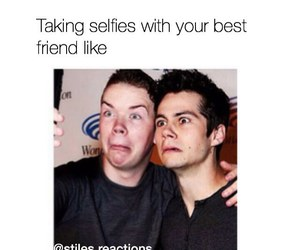 funny, teen wolf, and dylan o'brien image