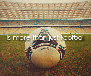 football, sport, and soccer image