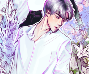 adore, exo, and fanart image