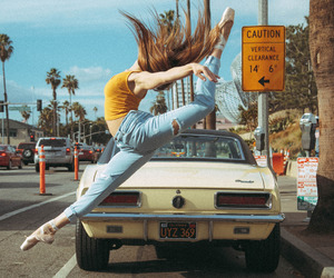dance, ballet, and car image
