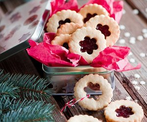 christmas, Cookies, and pastry image