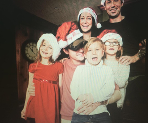 justin bieber, family, and christmas image