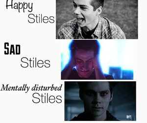 bae, teen wolf, and stiles image