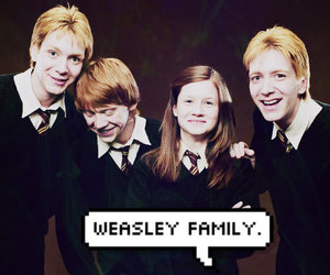 family, Fred, and george image