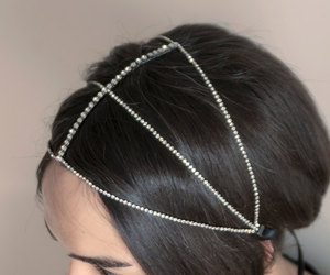 beautiful, etsy, and hair accessories image