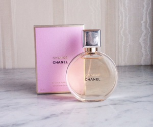 chanel, parfum, and pink image