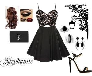 black, eve, and heels image