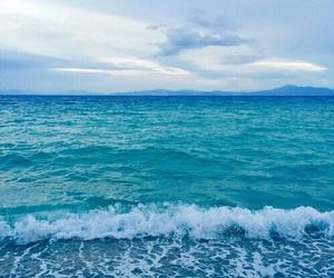sea, beautiful, and ocean image