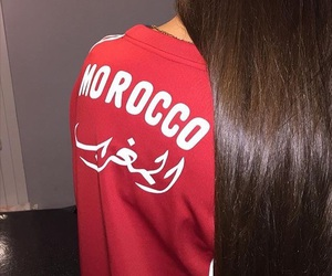 morocco and red ghetto image